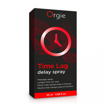 Гель пролонгатор Orgie Time Lag Delay Spray, 25 мл
